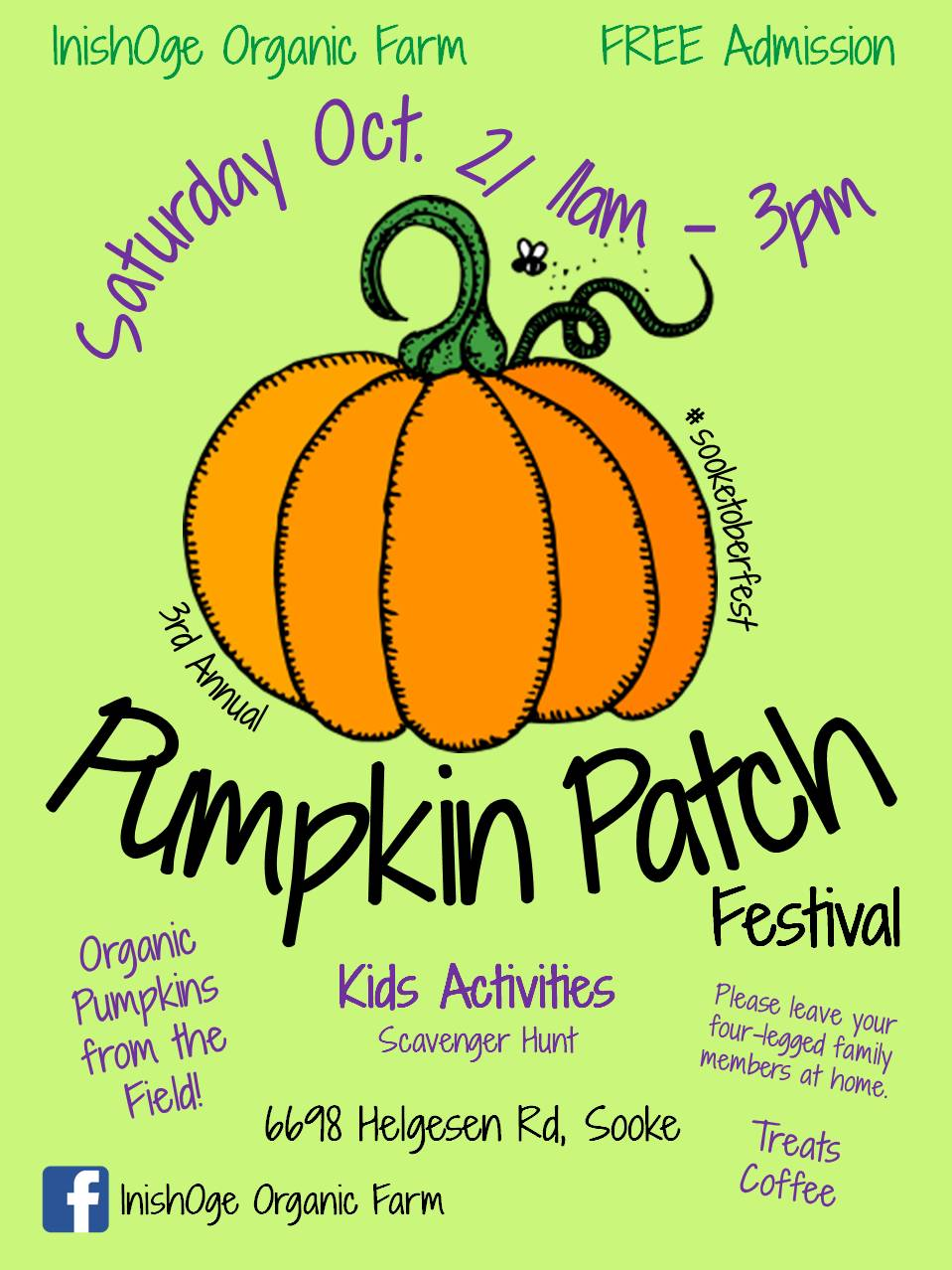 2017 Pumpkin Patch Poster